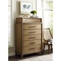 American Drew EVOKE  Drawer Chest with Six Soft Close Drawers