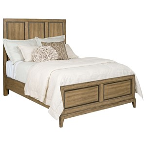American Drew EVOKE  Queen Panel Bed