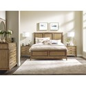 American Drew EVOKE  California King Panel Bed