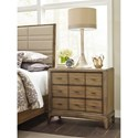 American Drew EVOKE  Bachelor's Chest with Stone Top