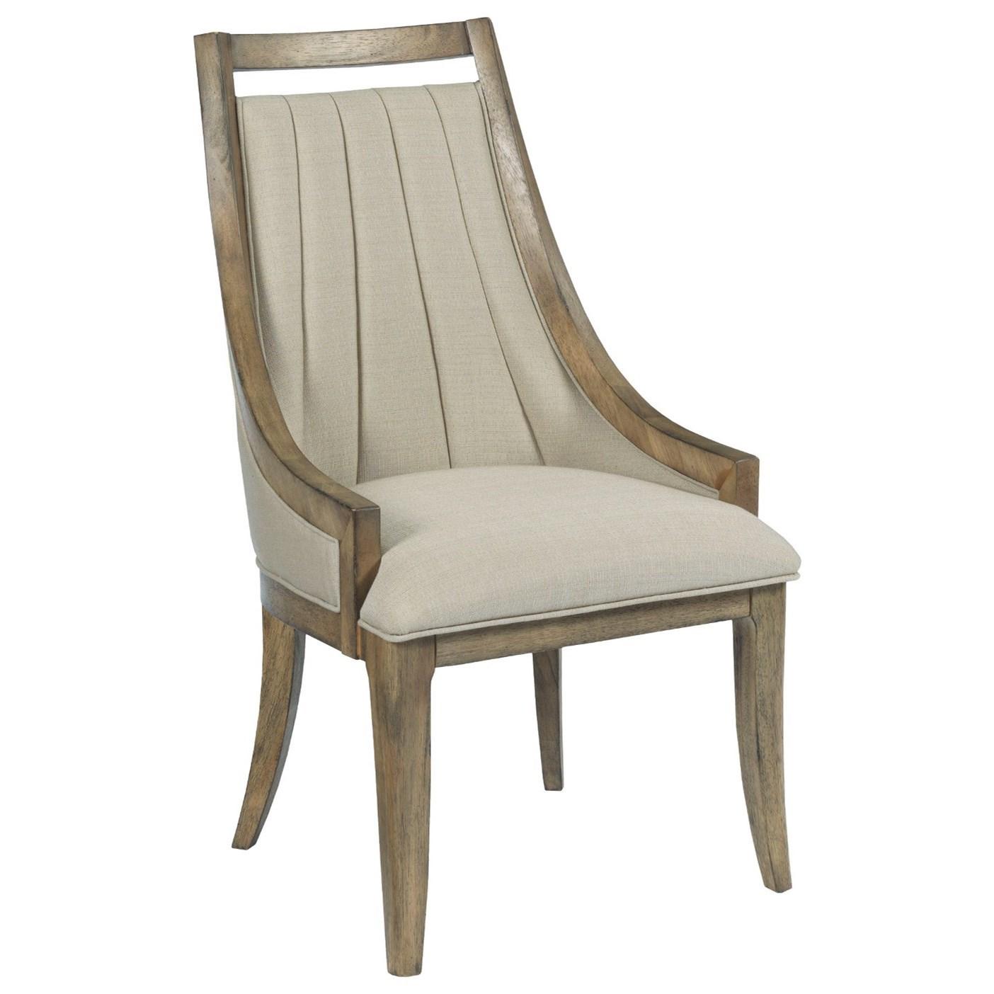 American Drew EVOKE  Upholstered Dining Chair - Item Number: 509-622