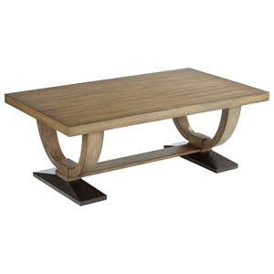 American Drew EVOKE  Rectangular Cocktail Table