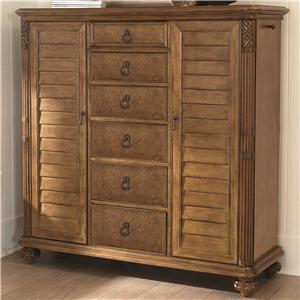 Living Trends Grand Isle Dressing Chest