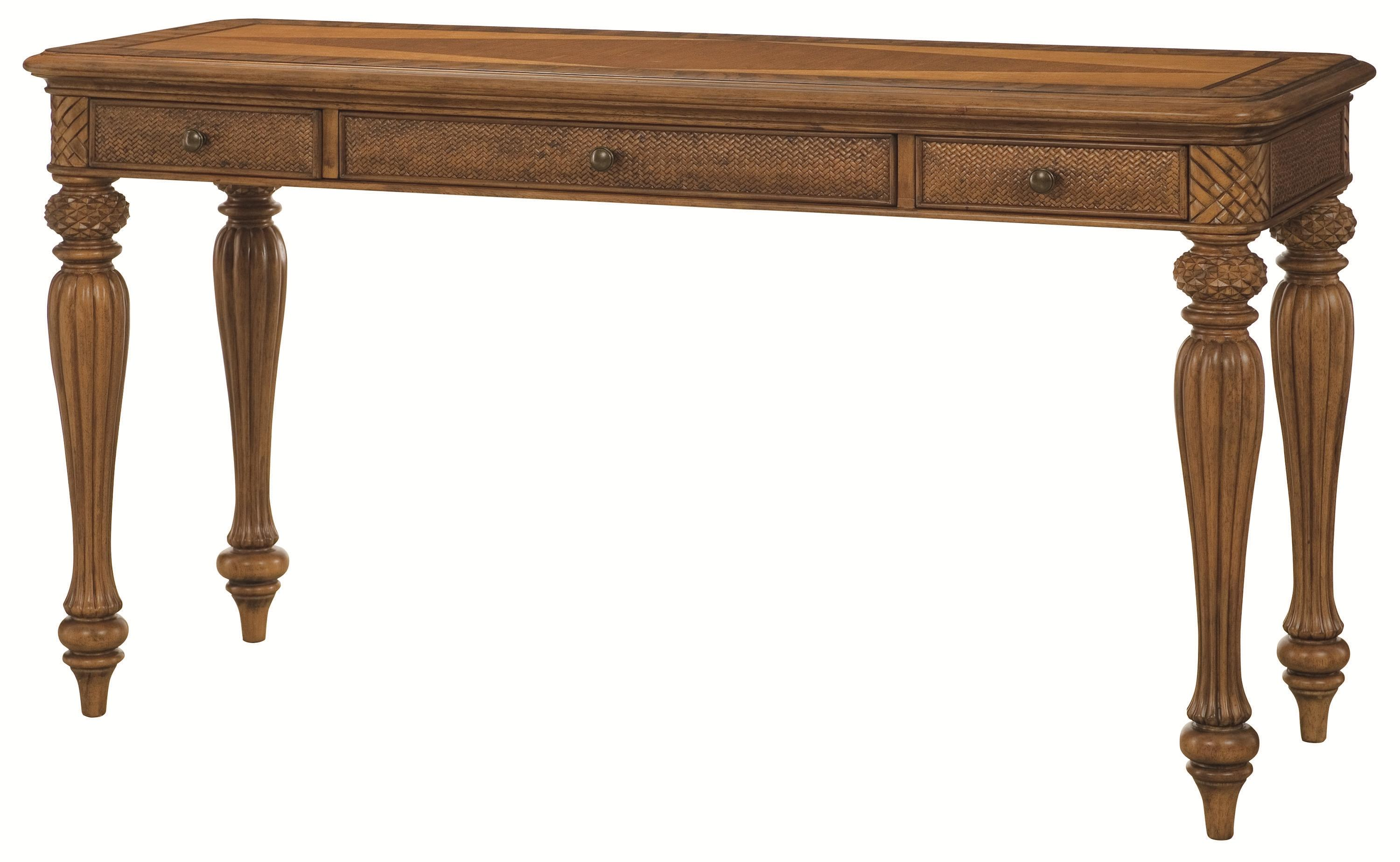 American Drew Grand Isle Desk                               - Item Number: 079-594