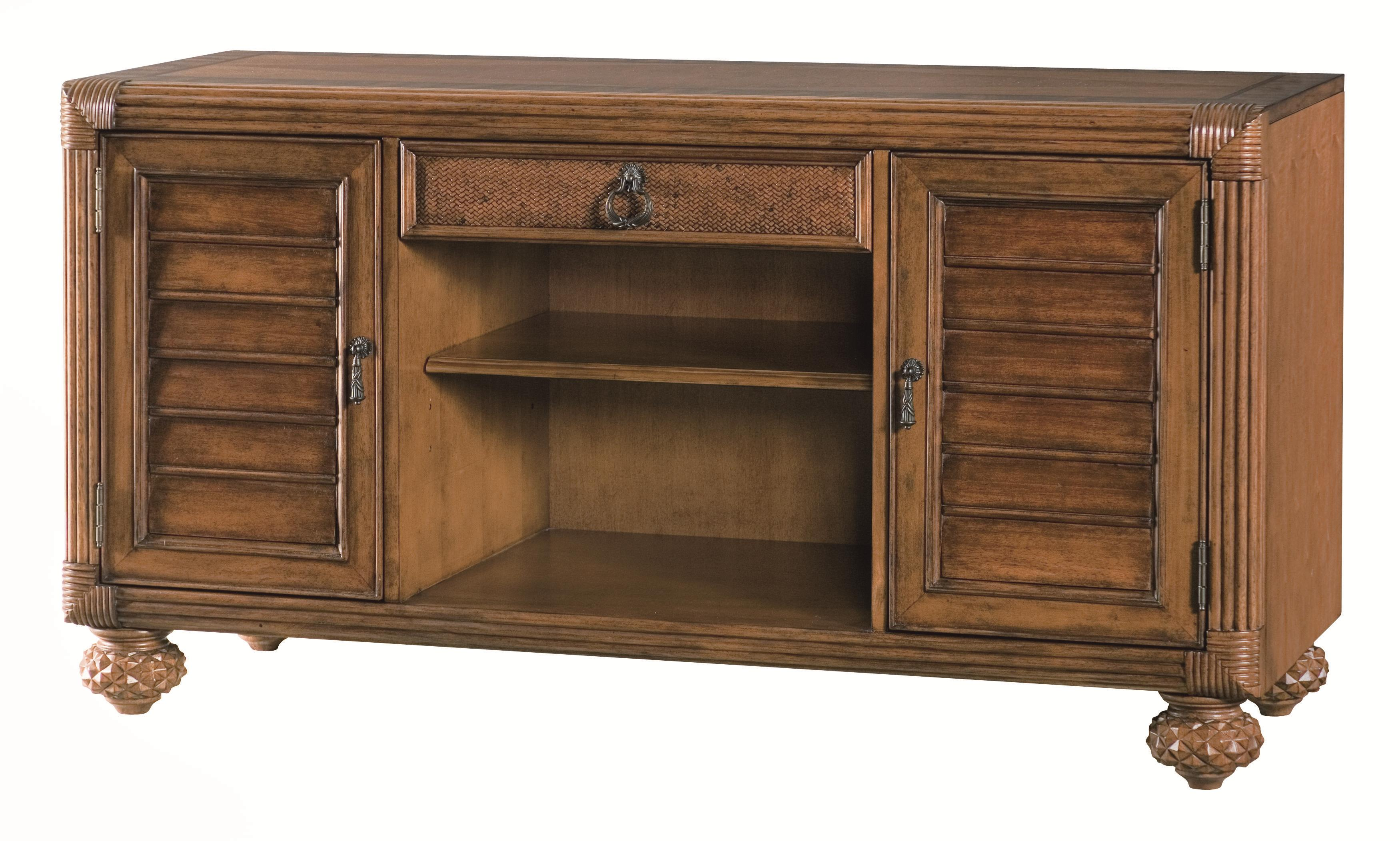 American Drew Grand Isle Entertainment Console                      - Item Number: 079-595