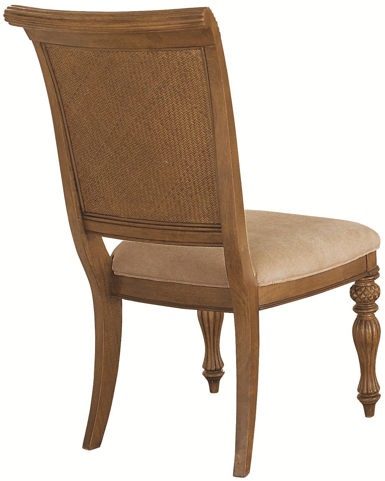 American Drew Grand Isle Side Chair - Item Number: 079-638