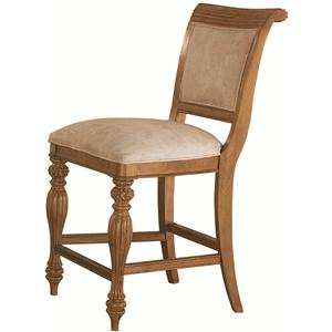 American Drew Grand Isle Counter Height Barstool