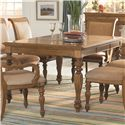 American Drew Grand Isle Rectangular Leg Table - Item Number: 079-760