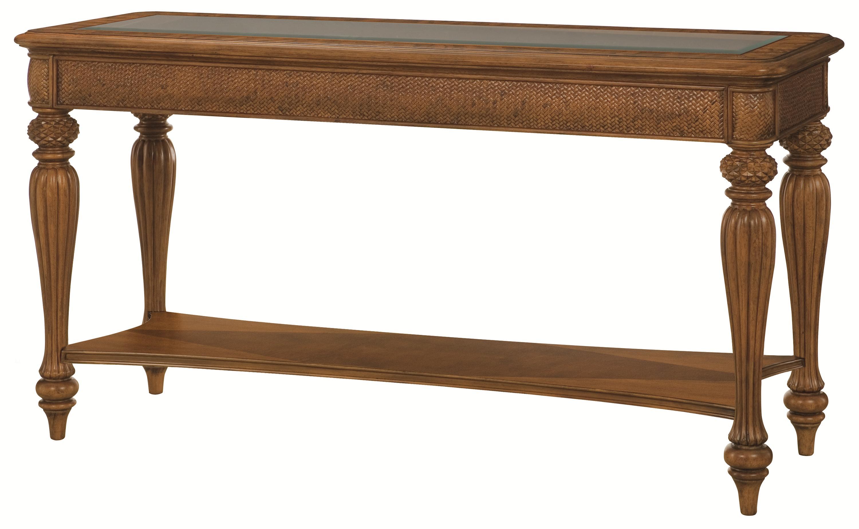 American Drew Grand Isle Sofa Table                             - Item Number: 079-925
