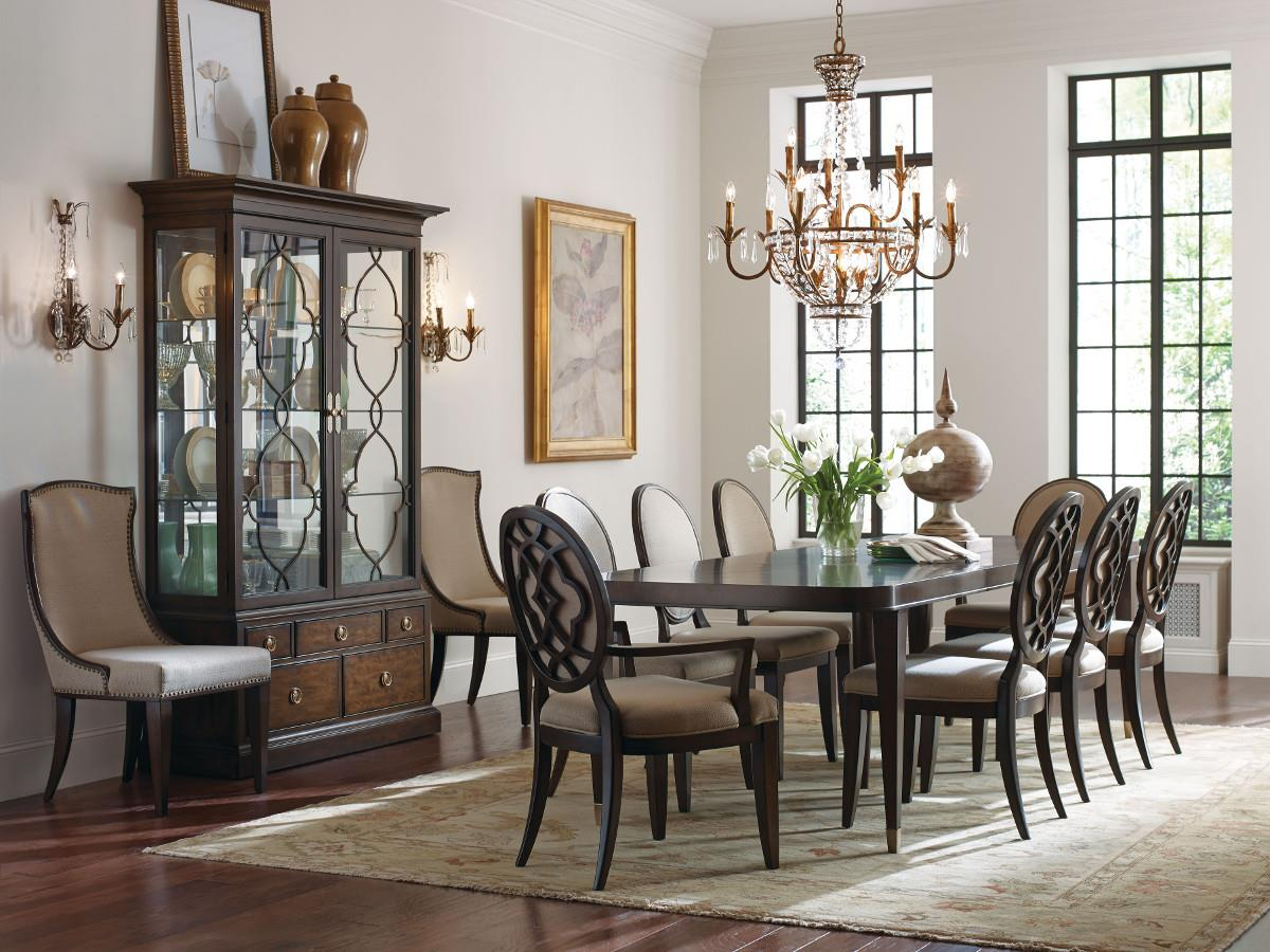 American Drew Grantham Hall Formal Dining Room Group 3 | Hudson\'s ...