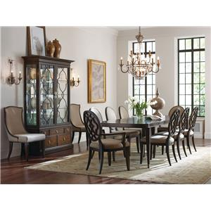 american drew grantham hall upholstered side chair american drew dining room furniture trend home design