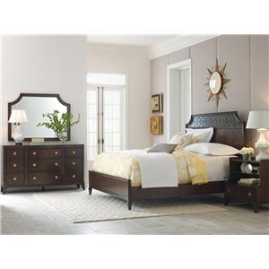 American Drew Grantham Hall California King Bedroom Group 3