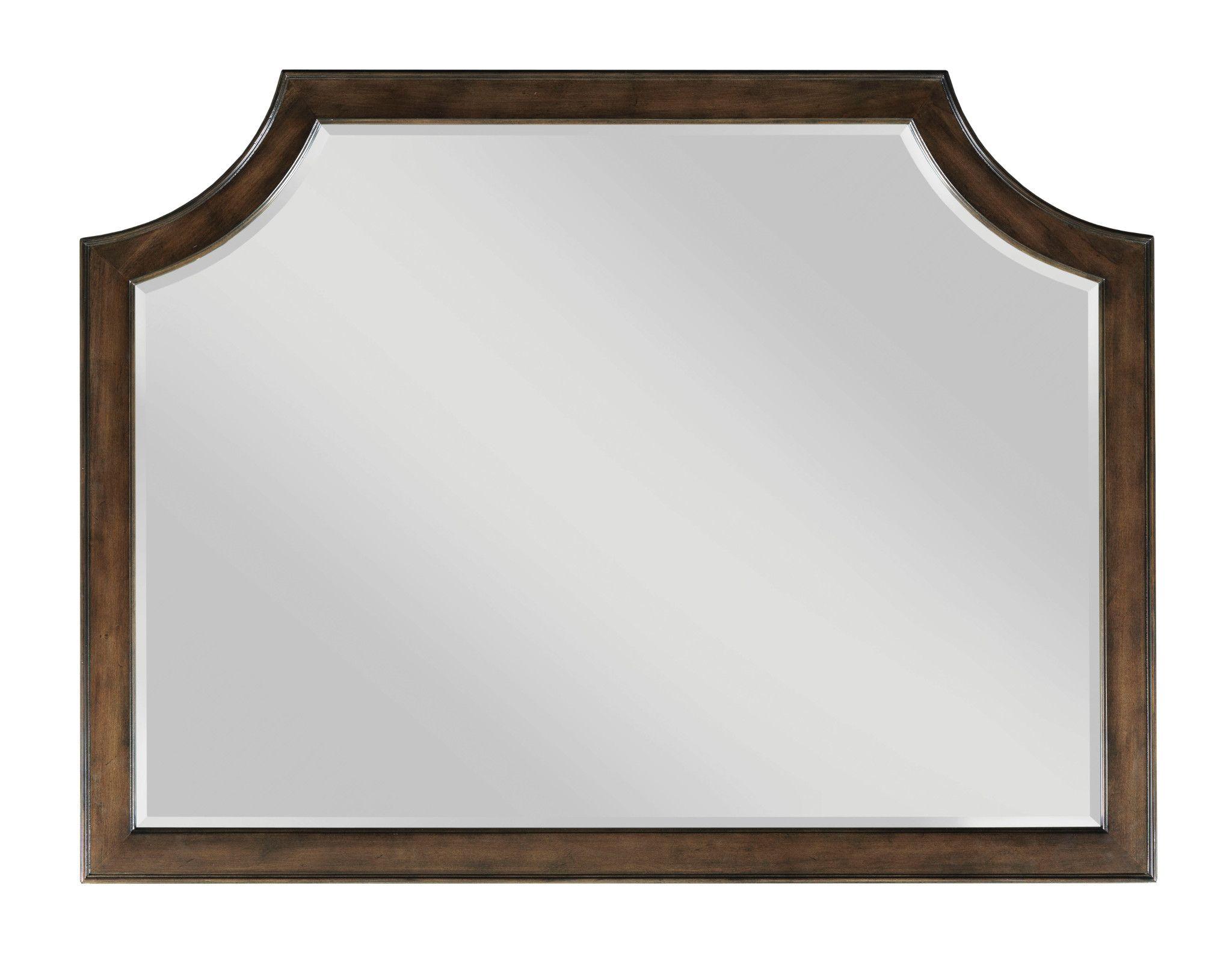 American Drew Grantham Hall Landscape Mirror  - Item Number: 512-030