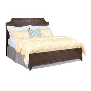 American Drew Grantham Hall California King Panel Bed