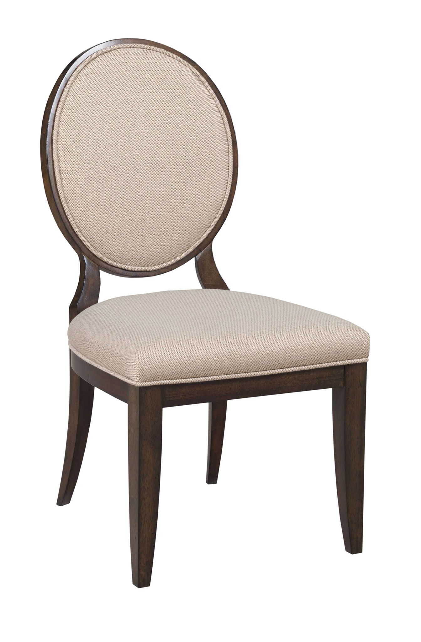 American Drew Grantham Hall Upholstered Side Chair - Item Number: 512-636