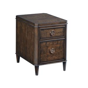 American Drew Grantham Hall Charging Chairside Table