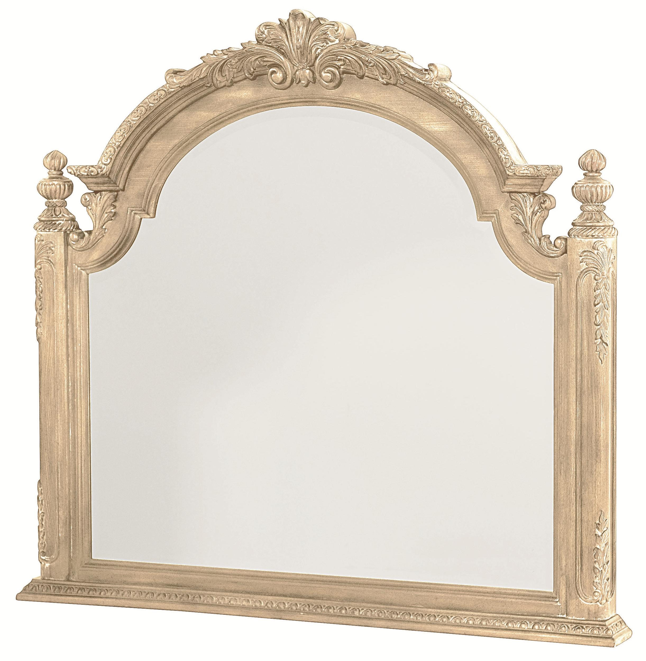 American Drew Jessica McClintock Home - The Boutique Collection Landscape Mirror - Item Number: 217-021W