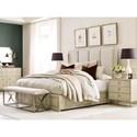 American Drew Lenox California King Bedroom Group - Item Number: 923 CK Bedroom Group 3