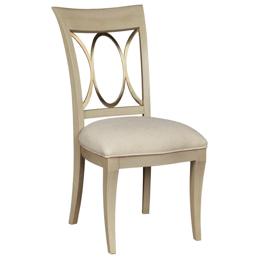 Lenox Side Dining Chair by American Drew at Stoney Creek Furniture