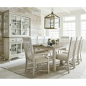 American Drew Litchfield Formal Dining Room Group - Item Number: 750 Dining Group 1