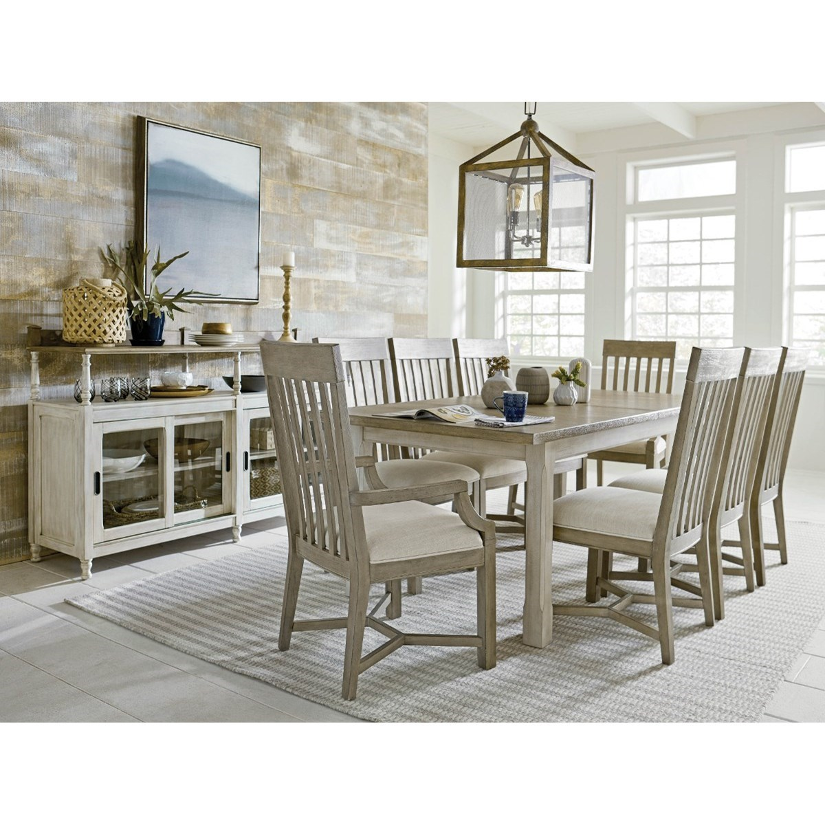 Litchfield Formal Dining Room Group by American Drew at Stoney Creek Furniture