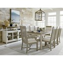Living Trends Litchfield Formal Dining Room Group - Item Number: 750 Dining Room Group 3