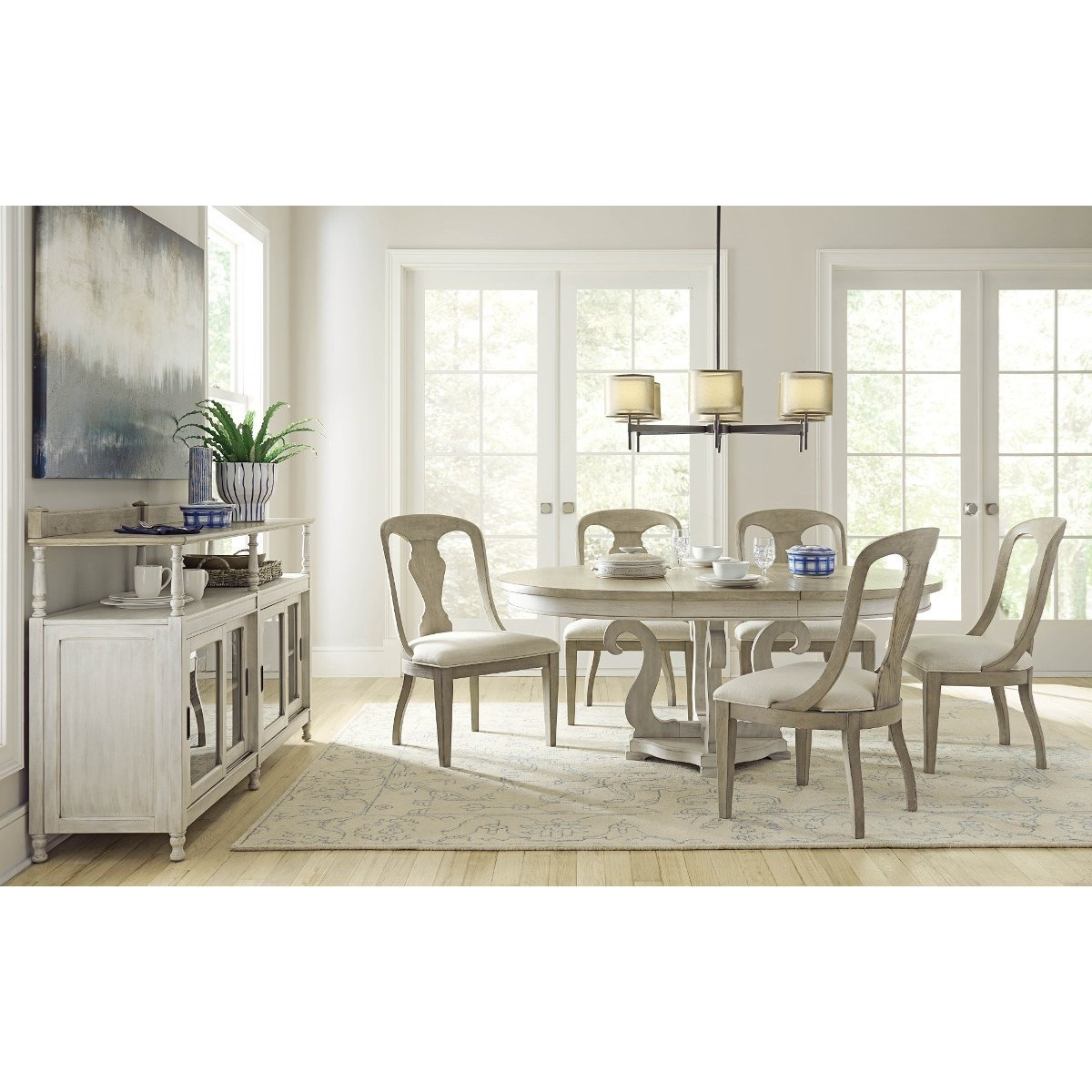 American Drew Dining Room Furniture: American Drew Litchfield Formal Dining Room Group