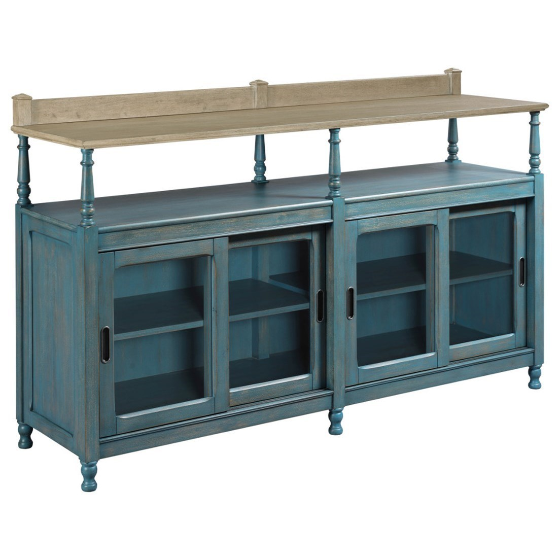 Litchfield 750 Credenza by American Drew at Johnny Janosik