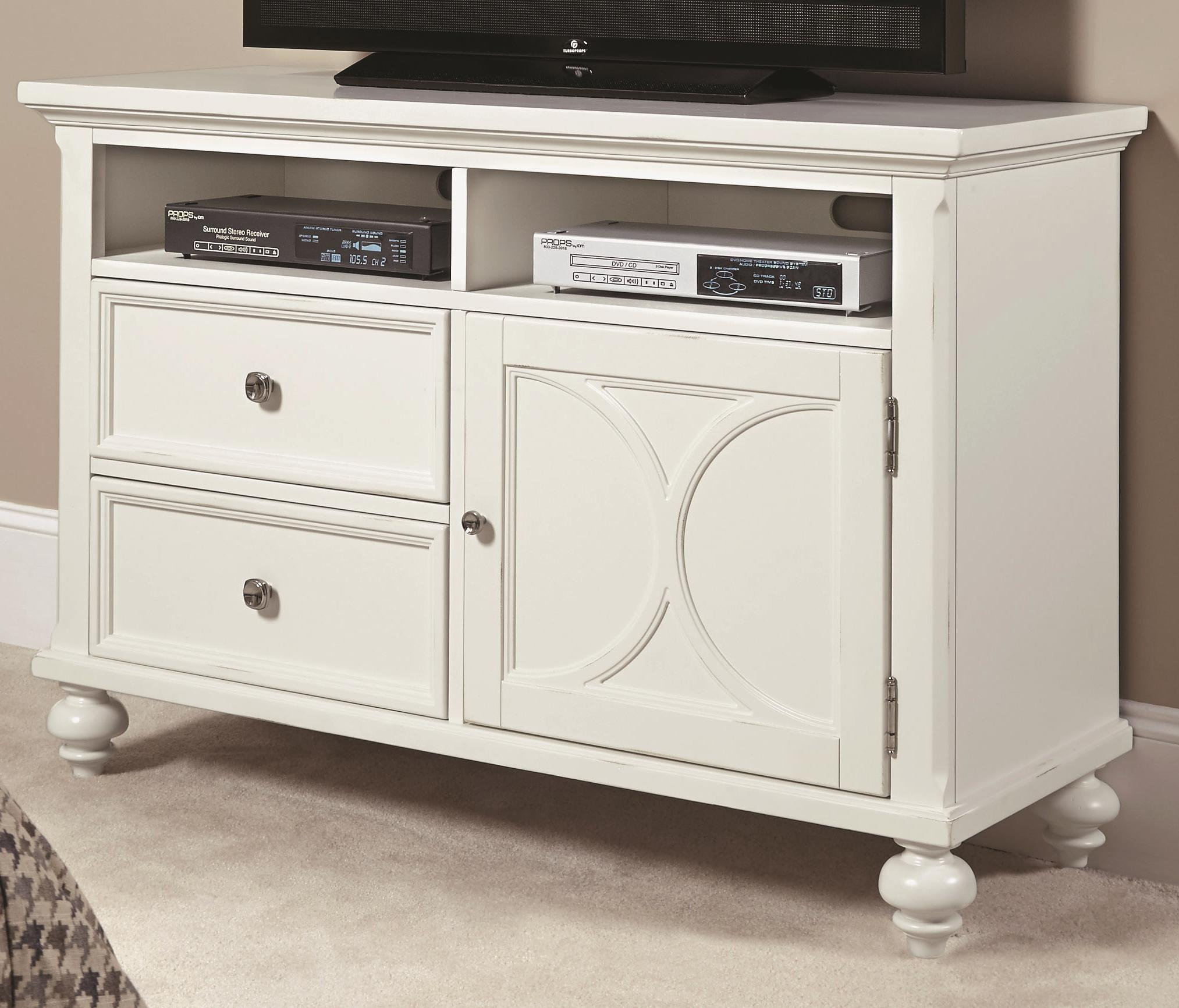 American Drew Lynn Haven 48-Inch Entertainment Center             - Item Number: 416-583