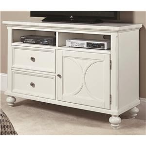 American Drew Lynn Haven 48-Inch Entertainment Center