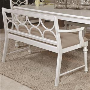 American Drew Lynn Haven Dining Bench