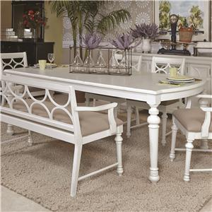 American Drew Lynn Haven Rectangular Dining Table