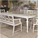 American Drew Lynn Haven Rectangular Dining Table    - Item Number: 416-760