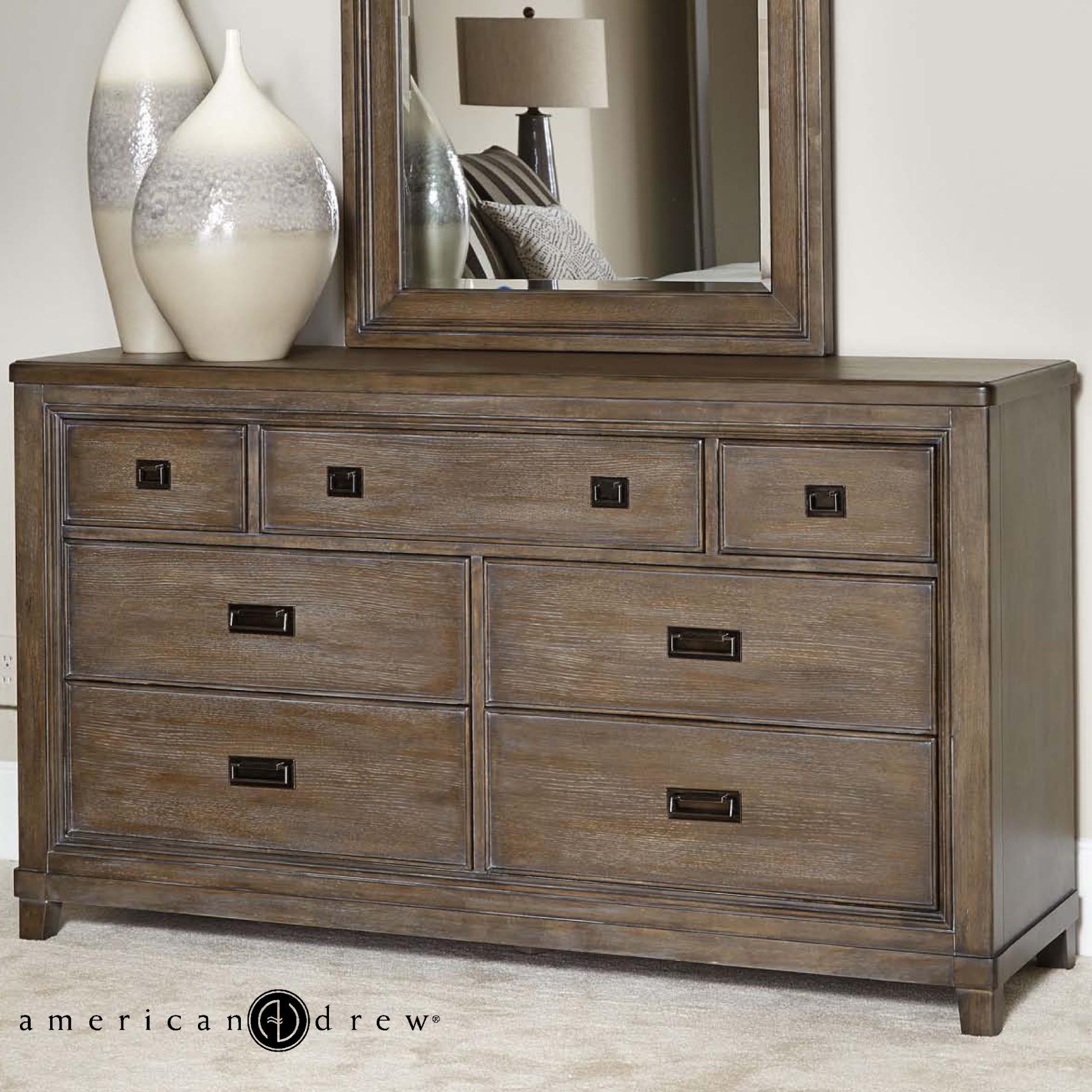 American Drew Park Studio Dresser - Item Number: 488-130