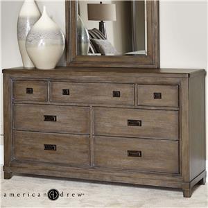 American Drew Park Studio Dresser