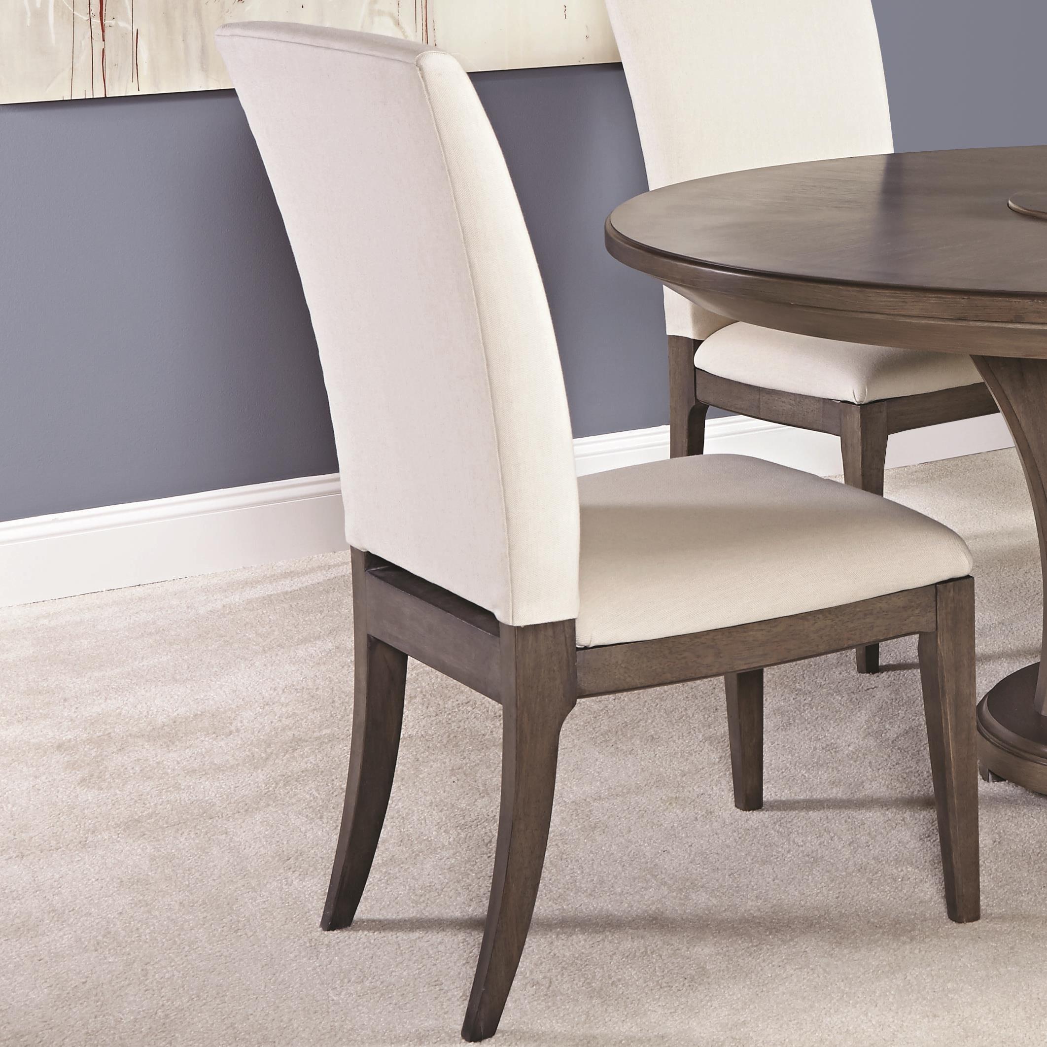 American Drew Park Studio Side Chair - Item Number: 488-622