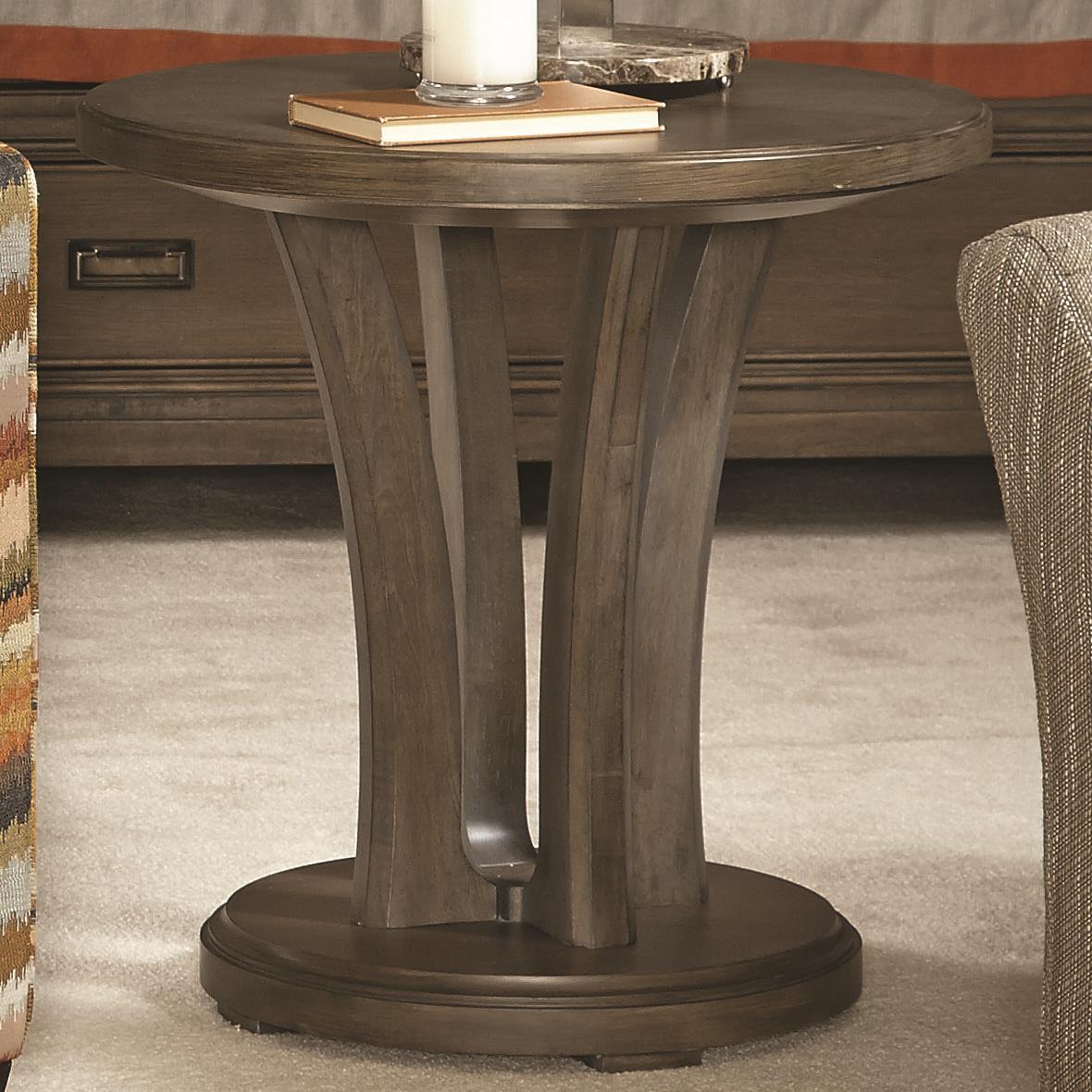 American Drew Park Studio Lamp Table - Item Number: 488-918