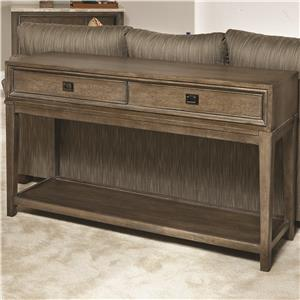 American Drew Park Studio Console Table