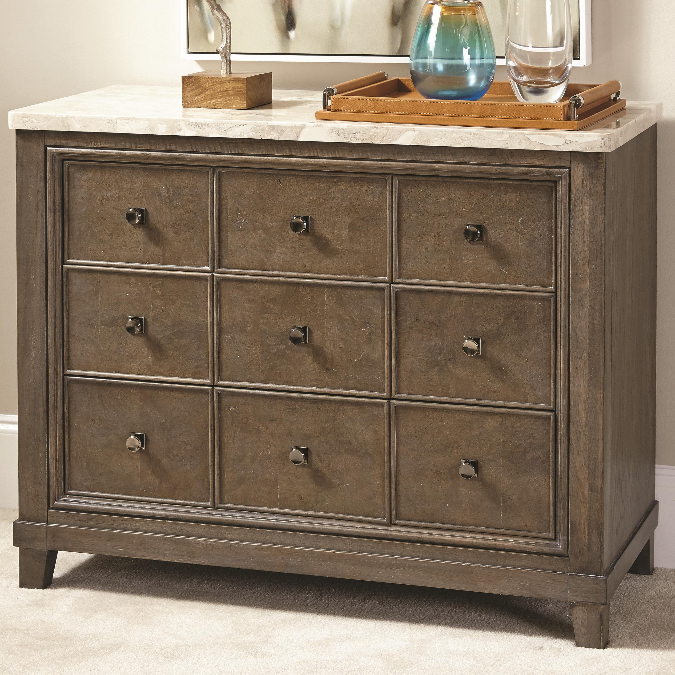 American Drew Park Studio Hall Chest - Item Number: 488-945