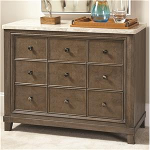 American Drew Park Studio Hall Chest