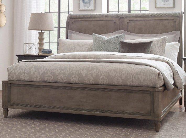 Salina King Sleigh Bed