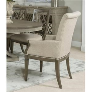 Morris Home Salina Salina Dining Arm Chair