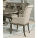 Morris Home Salina Salina Dining Arm Chair - Item Number: 469816077