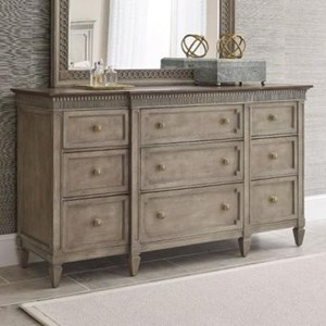 Salina 9 Drawer Dresser