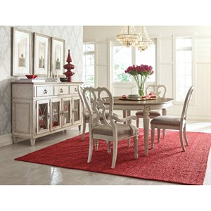 American Drew SOUTHBURY  Formal Dining Room Group