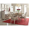 American Drew SOUTHBURY  Formal Dining Room Group - Item Number: 513 Dining Room Group 2