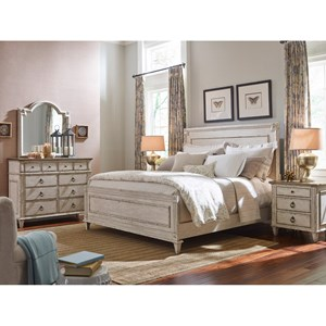 American Drew SOUTHBURY  Queen Bedroom Group