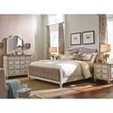 American Drew SOUTHBURY  Queen Bedroom Group - Item Number: 513 Q Bedroom Group 2