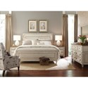 Morris South Gate Queen Panel Bed