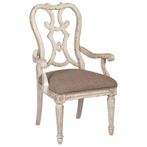 Morris South Gate South Gate Dining Arm Chair